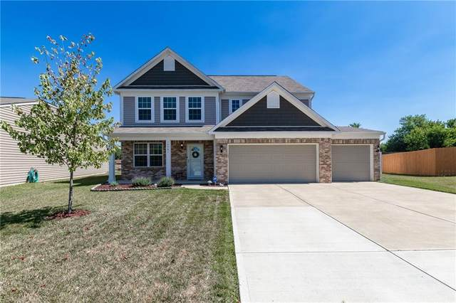 10481 Serviceberry Drive, Indianapolis, IN 46234 (MLS #21810786) :: Mike Price Realty Team - RE/MAX Centerstone