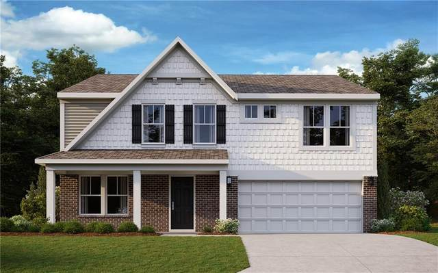 3736 Highgate Court, Indianapolis, IN 46237 (MLS #21810795) :: Dean Wagner Realtors