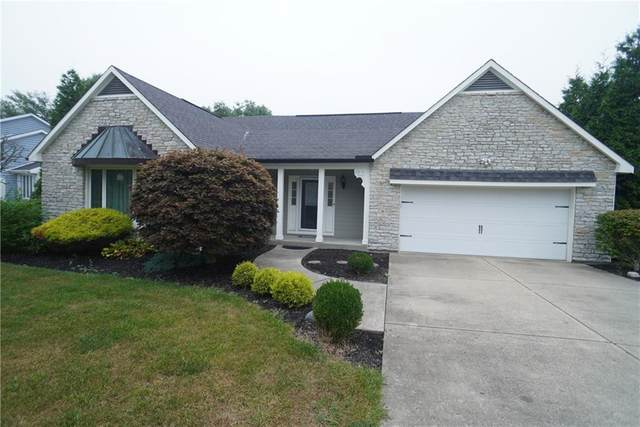 42 Callery Pear Drive, Batesville, IN 47006 (MLS #21810799) :: Mike Price Realty Team - RE/MAX Centerstone