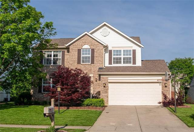 13956 Wakefield Place, Fishers, IN 46038 (MLS #21810835) :: Mike Price Realty Team - RE/MAX Centerstone