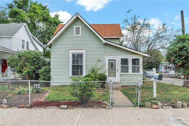 1740 Morgan Street, Indianapolis, IN 46221 (MLS #21810844) :: Mike Price Realty Team - RE/MAX Centerstone