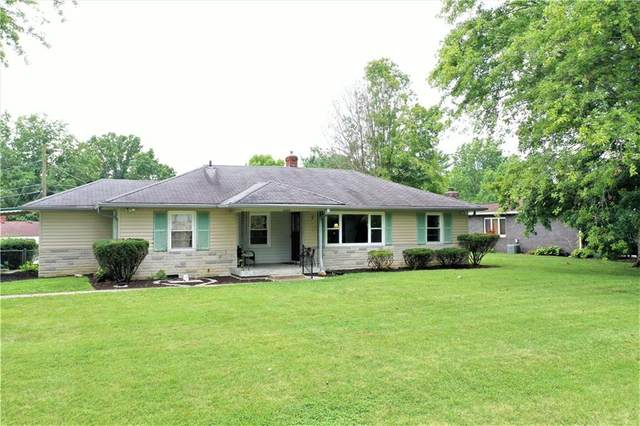 11659 Newport Drive, Indianapolis, IN 46236 (MLS #21810846) :: Richwine Elite Group