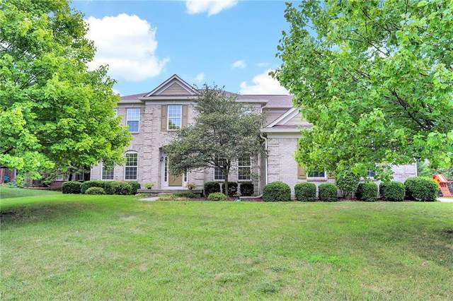3863 Branch Creek Court, Zionsville, IN 46077 (MLS #21810848) :: Mike Price Realty Team - RE/MAX Centerstone