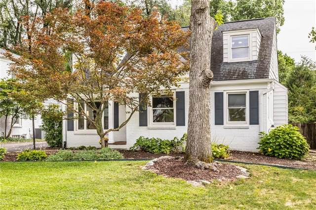 7015 N Park Avenue, Indianapolis, IN 46220 (MLS #21810860) :: Mike Price Realty Team - RE/MAX Centerstone