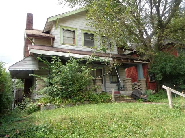8 N Ewing Street, Indianapolis, IN 46201 (MLS #21810880) :: The Evelo Team