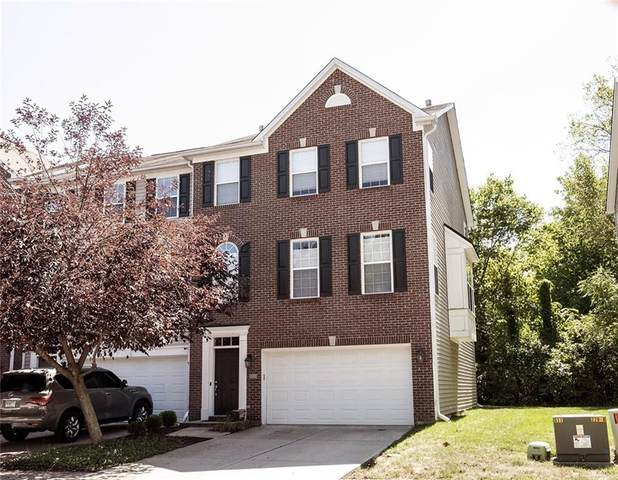 3341 Decker Ridge Drive, Indianapolis, IN 46268 (MLS #21810895) :: Mike Price Realty Team - RE/MAX Centerstone
