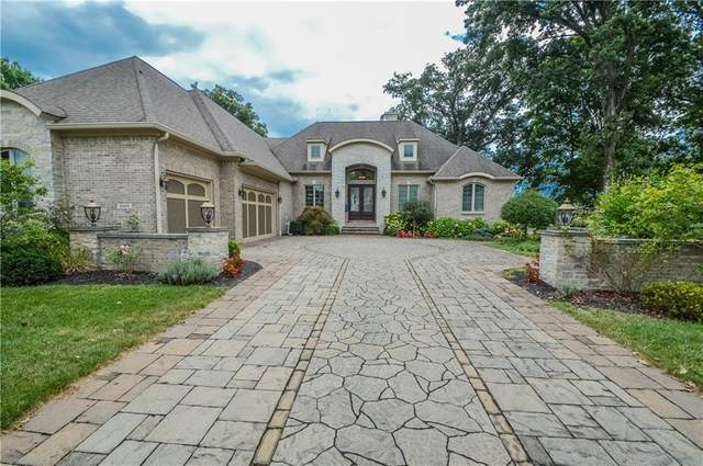 8905 Stonebriar Drive, Indianapolis, IN 46259 (MLS #21810909) :: Pennington Realty Team