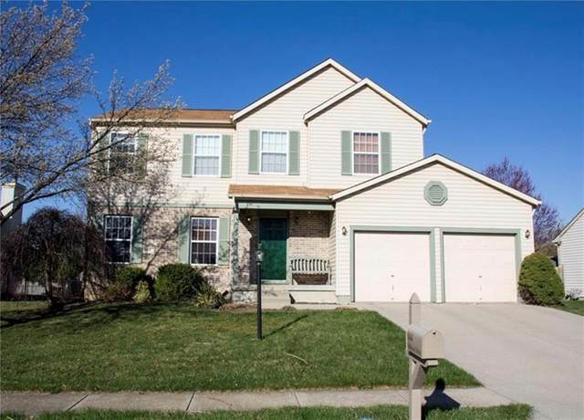 1844 Fullerton Drive, Indianapolis, IN 46214 (MLS #21810922) :: The Evelo Team