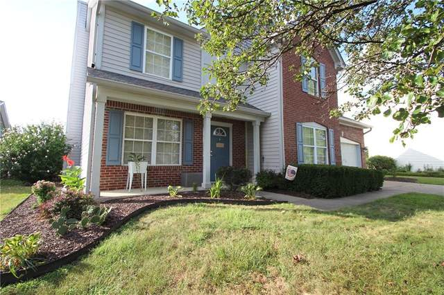 3638 Homestead Circle W, Plainfield, IN 46168 (MLS #21810929) :: Mike Price Realty Team - RE/MAX Centerstone