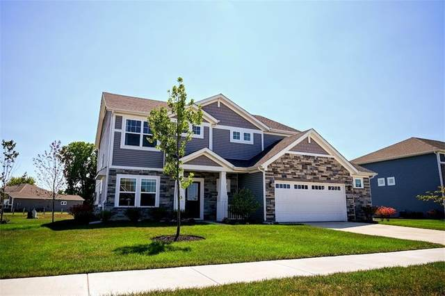 7103 Prelude Road, Brownsburg, IN 46112 (MLS #21810934) :: Mike Price Realty Team - RE/MAX Centerstone