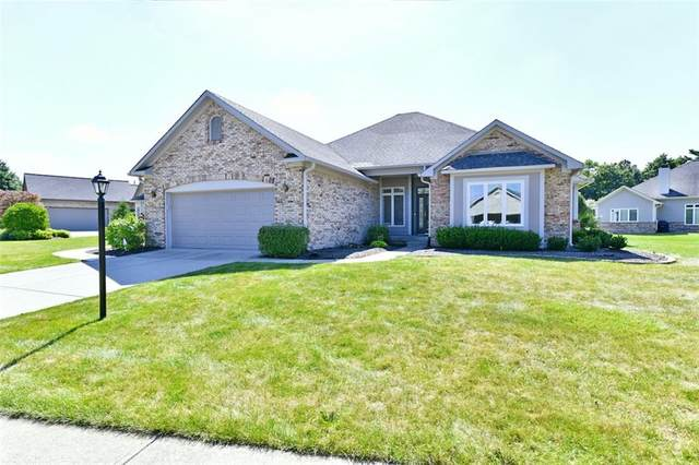 10899 Lightship Court, Fishers, IN 46038 (MLS #21810943) :: Ferris Property Group