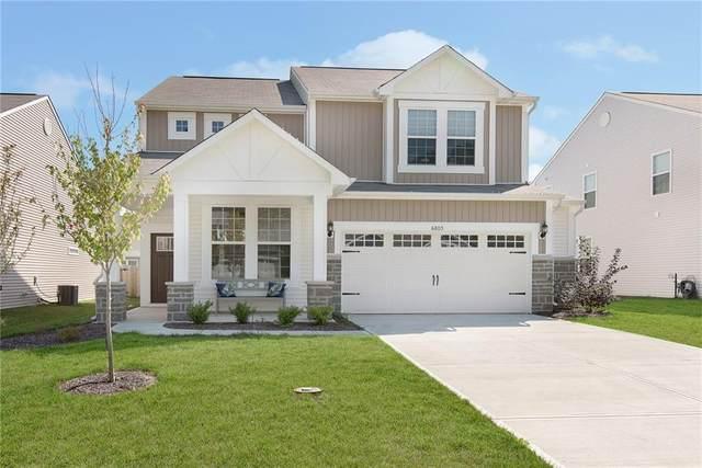 6805 Keepsake Drive, Whitestown, IN 46075 (MLS #21810956) :: Heard Real Estate Team | eXp Realty, LLC