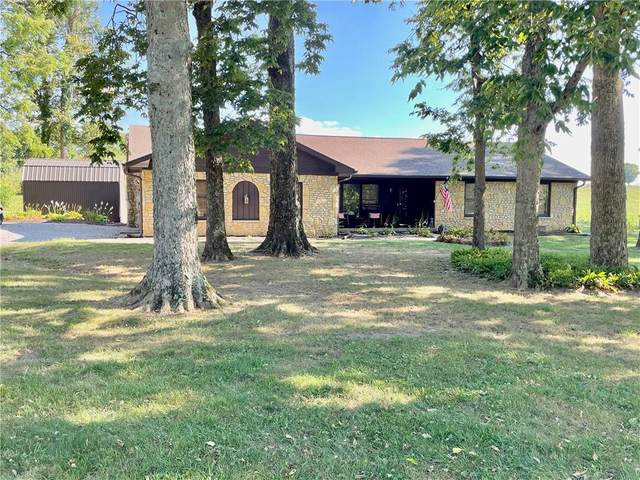 2065 Plantation Lane, Martinsville, IN 46151 (MLS #21810959) :: Mike Price Realty Team - RE/MAX Centerstone