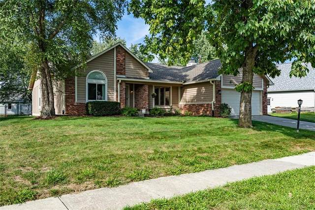 7796 Kenetta Court, Fishers, IN 46038 (MLS #21810960) :: Mike Price Realty Team - RE/MAX Centerstone