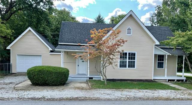 201 S California Street, North Salem, IN 46165 (MLS #21811016) :: Mike Price Realty Team - RE/MAX Centerstone