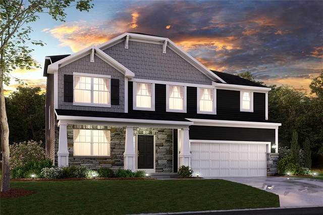 5544 Pintail Lane, Greenwood, IN 46143 (MLS #21811020) :: Heard Real Estate Team   eXp Realty, LLC