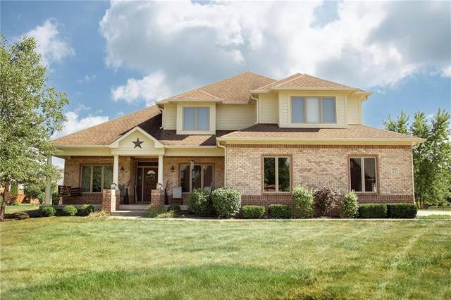 1639 Northwind, Brownsburg, IN 46112 (MLS #21811052) :: Mike Price Realty Team - RE/MAX Centerstone