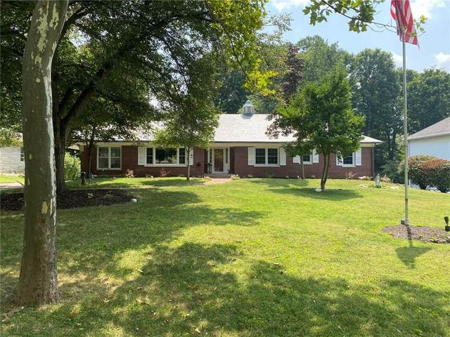 6711 E 10th Street, Indianapolis, IN 46219 (MLS #21811054) :: The Indy Property Source