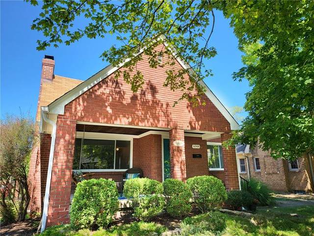 6044 E Saint Joseph Street, Indianapolis, IN 46219 (MLS #21811068) :: Mike Price Realty Team - RE/MAX Centerstone