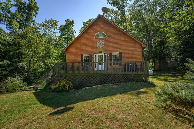 8070 Center Lake Road, Nineveh, IN 46164 (MLS #21811077) :: Mike Price Realty Team - RE/MAX Centerstone