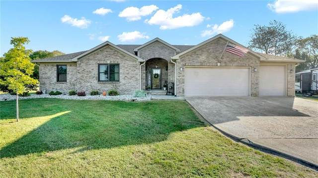 880 W Wildflower Court, Mooresville, IN 46158 (MLS #21811104) :: Mike Price Realty Team - RE/MAX Centerstone