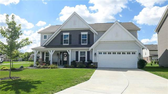 6424 Tranquility Court, Indianapolis, IN 46259 (MLS #21811113) :: Pennington Realty Team