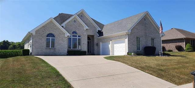 2511 Oak Drive, Clayton, IN 46118 (MLS #21811133) :: The Indy Property Source