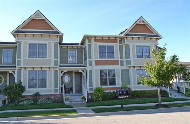 2595 Manigualt Street, Carmel, IN 46032 (MLS #21811141) :: Richwine Elite Group