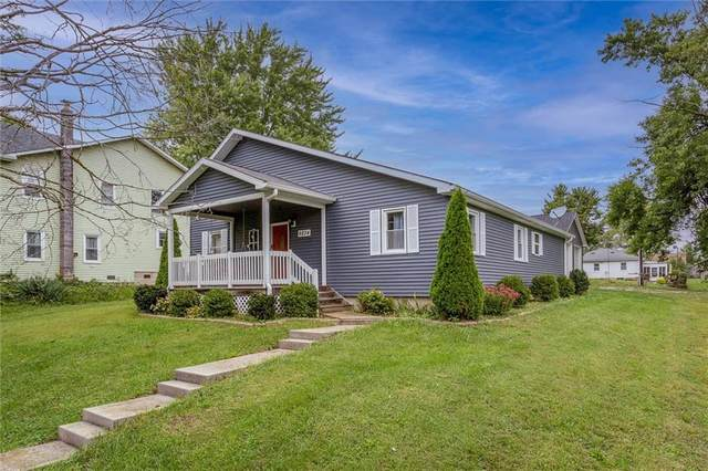 9834 W Water Street, Lapel, IN 46051 (MLS #21811143) :: The ORR Home Selling Team