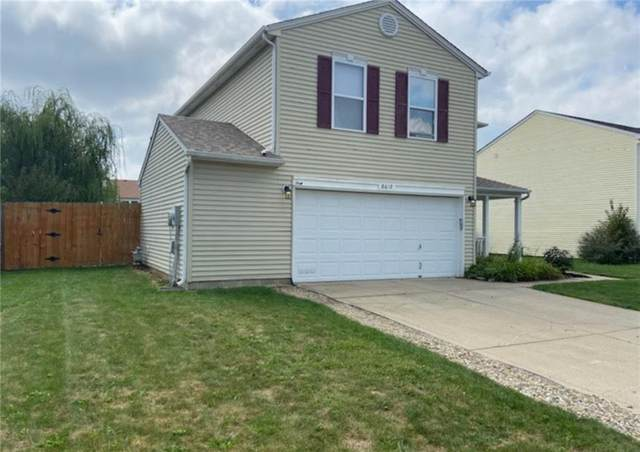 8619 Liberty Mills Drive, Camby, IN 46113 (MLS #21811145) :: Pennington Realty Team