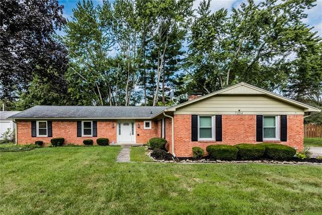 7254 Lesley Avenue, Indianapolis, IN 46250 (MLS #21811146) :: Mike Price Realty Team - RE/MAX Centerstone