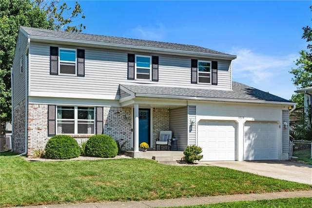 5328 Honey Comb Lane, Indianapolis, IN 46221 (MLS #21811168) :: Mike Price Realty Team - RE/MAX Centerstone