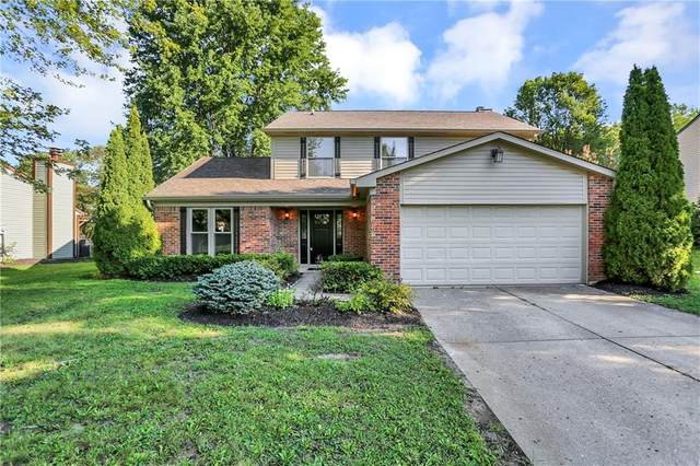 620 Sunblest Boulevard S, Fishers, IN 46038 (MLS #21811173) :: Mike Price Realty Team - RE/MAX Centerstone