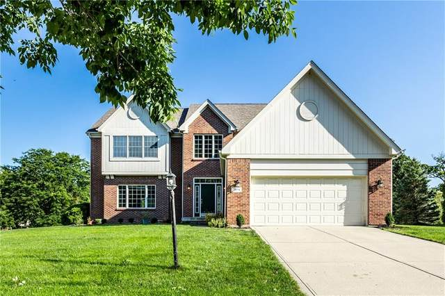 8694 Sommerwood Drive, Noblesville, IN 46060 (MLS #21811179) :: Mike Price Realty Team - RE/MAX Centerstone