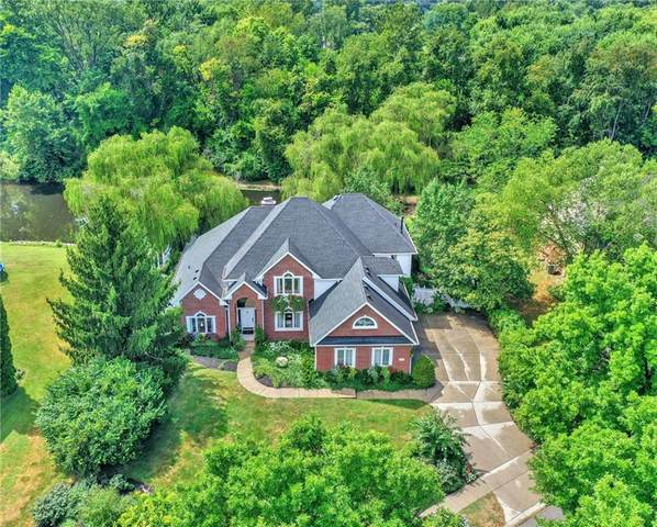 1188 Old Eagle Way, Greenwood, IN 46143 (MLS #21811182) :: Ferris Property Group