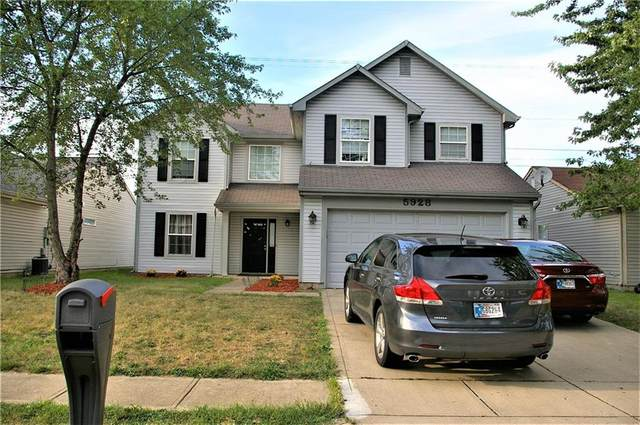 5928 Brookville Lake Drive, Indianapolis, IN 46254 (MLS #21811188) :: Mike Price Realty Team - RE/MAX Centerstone