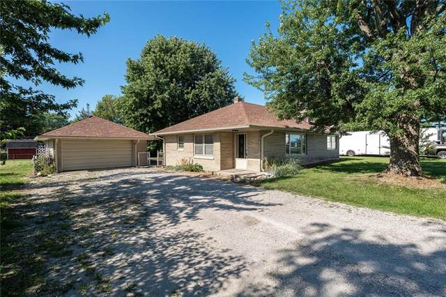 1075 E Main Street, Brownsburg, IN 46112 (MLS #21811206) :: Ferris Property Group