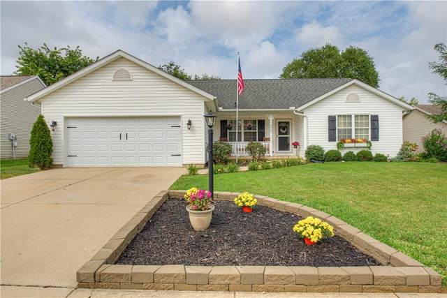 4022 Thomas Jefferson Road, Lafayette, IN 47909 (MLS #21811217) :: Mike Price Realty Team - RE/MAX Centerstone