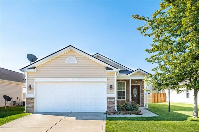 2357 Middle View Drive, Columbus, IN 47201 (MLS #21811234) :: Pennington Realty Team