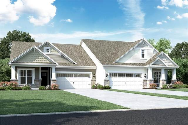 4607 Bethel Cove Drive, Indianapolis, IN 46239 (MLS #21811255) :: The Evelo Team