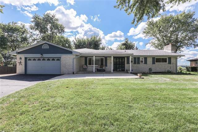 6145 Witt Court, Greenwood, IN 46143 (MLS #21811267) :: Ferris Property Group