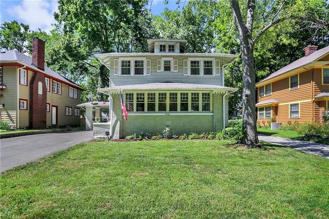 4120 Guilford Avenue, Indianapolis, IN 46205 (MLS #21811268) :: Mike Price Realty Team - RE/MAX Centerstone