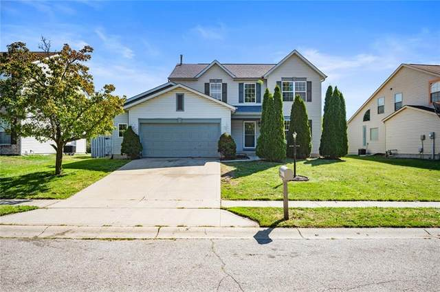 6389 Kentstone Drive, Indianapolis, IN 46268 (MLS #21811271) :: JM Realty Associates, Inc.