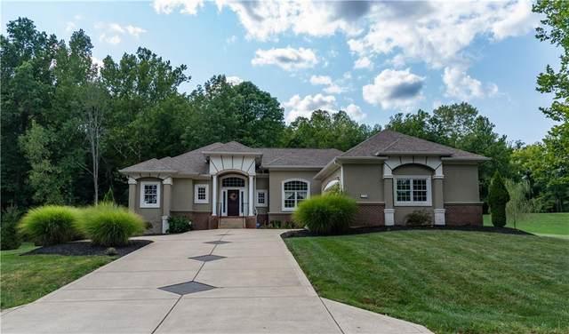 2710 Grey Fox Drive, Martinsville, IN 46151 (MLS #21811274) :: JM Realty Associates, Inc.