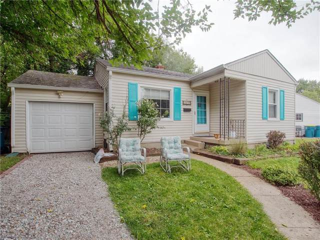 5254 Kingsley Drive, Indianapolis, IN 46220 (MLS #21811292) :: The Evelo Team
