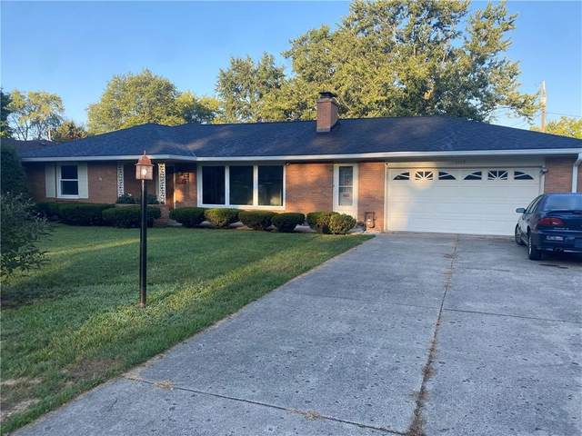 1119 Sunnymead Drive, Anderson, IN 46011 (MLS #21811297) :: Mike Price Realty Team - RE/MAX Centerstone
