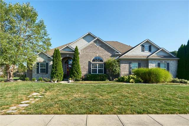 7656 Stoney Side Court, Indianapolis, IN 46259 (MLS #21811299) :: Mike Price Realty Team - RE/MAX Centerstone