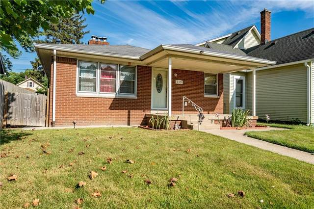715 E Pleasant Run Parkway South Drive, Indianapolis, IN 46203 (MLS #21811304) :: Mike Price Realty Team - RE/MAX Centerstone