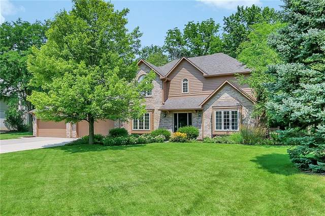 2440 Scarborough Lane, Carmel, IN 46032 (MLS #21811323) :: Mike Price Realty Team - RE/MAX Centerstone