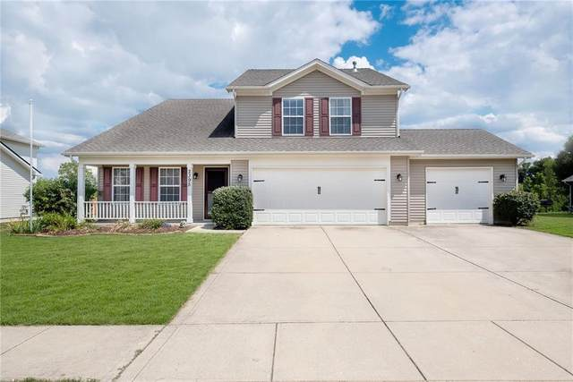 2395 Liatris Drive, Plainfield, IN 46168 (MLS #21811334) :: Mike Price Realty Team - RE/MAX Centerstone